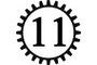 11 rychlostní