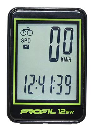 Profil cyklocomputer 1501 12SW bezdrátový