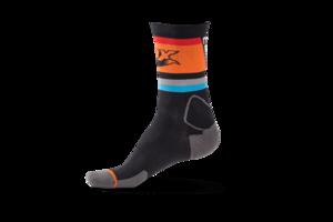 Cube ponožky high cut X ACTIONTEAM nad kotníky