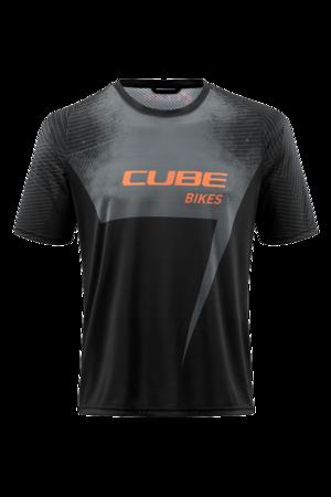 Cube dres EDGE black/orange