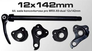 MRX kit 12 x 142mm pro rámy MRX X0
