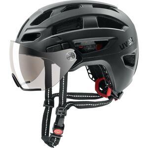 Uvex helma FINALE VISOR black mat