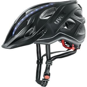 Uvex helma CITY LIGHT anthracite mat