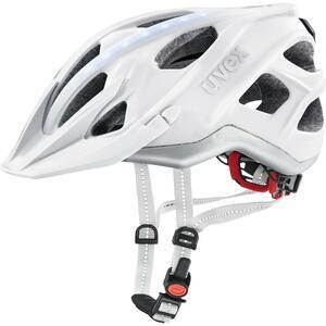 Uvex helma CITY LIGHT white mat