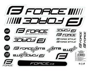 Force nálepky na rám 37x27cm, UV lak