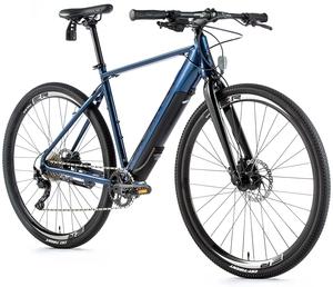 Leader Fox krosové elektrokolo WACO tmavě modré/černé
