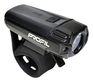 Profil přední světlo JY-7028 XEP USB 120lm
