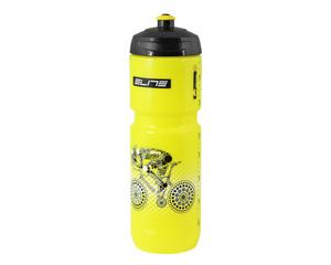 Isostar láhev BIO žlutá 800ml