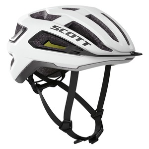 Scott cyklistická helma ARX PLUS white/black