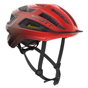 Scott cyklistická helma ARX PLUS fiery red
