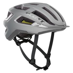 Scott cyklistická helma ARX PLUS vogue silver/reflective