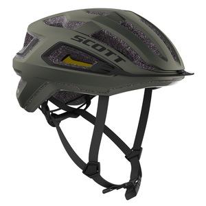 Scott cyklistická helma ARX PLUS komodo green