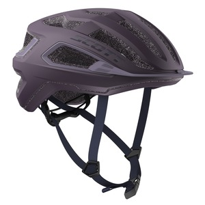 Scott cyklistická helma ARX dark purple