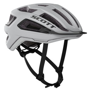 Scott cyklistická helma ARX vogue silver/black