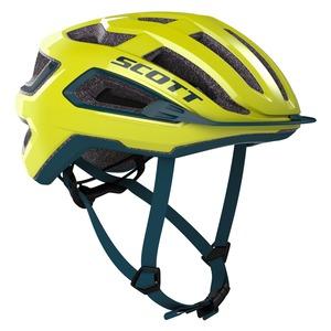 Scott cyklistická helma ARX radium yellow