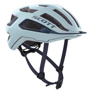 Scott cyklistická helma ARX glace blue