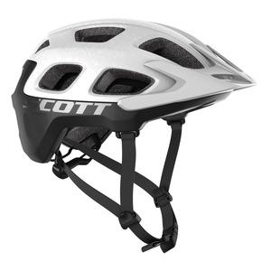 Scott cyklistická helma VIVO PLUS white/black