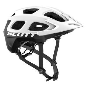 Scott cyklistická helma VIVO white/black