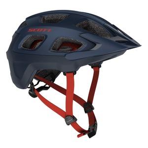 Scott cyklistická helma VIVO midnight blue/red
