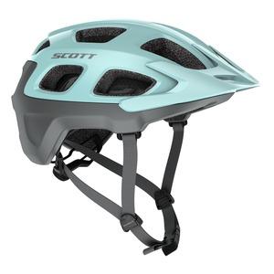 Scott cyklistická helma VIVO surf blue/slate grey