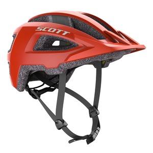 Scott cyklistická helma GROOVE PLUS florida red