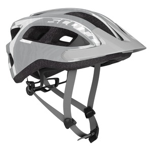 Scott cyklistická helma SUPRA vogue silver