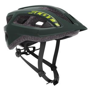 Scott cyklistická helma SUPRA smoked green