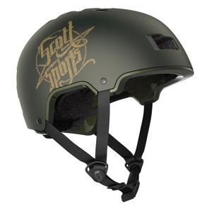 Scott helma JIBE komodo green