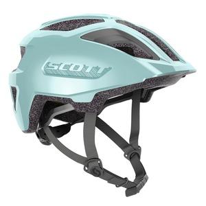 Scott dětská cyklistická helma SPUNTO JUNIOR surf blue