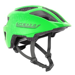Scott dětská cyklistická helma SPUNTO JUNIOR smith green