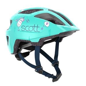 Scott dětská cyklistická helma SPUNTO KID light green