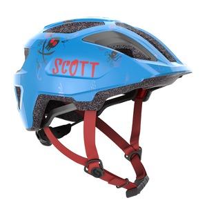 Scott dětská cyklistická helma SPUNTO KID atlantic blue