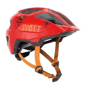 Scott dětská cyklistická helma SPUNTO KID florida red