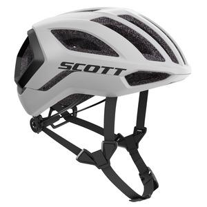 Scott cyklistická helma CENTRIC PLUS white/black
