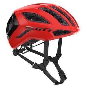 Scott cyklistická helma CENTRIC PLUS fiery red