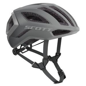 Scott cyklistická helma CENTRIC PLUS vogue silver/reflective