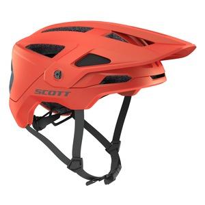Scott cyklistická helma STEGO PLUS florida red