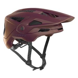 Scott cyklistická helma STEGO PLUS nitro purple