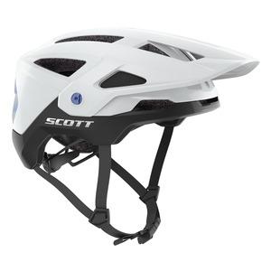 Scott cyklistická helma STEGO PLUS snow white