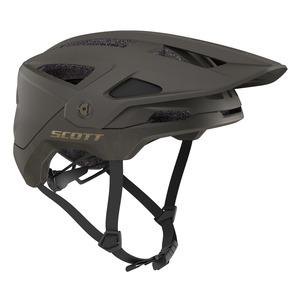 Scott cyklistická helma STEGO PLUS marble brown