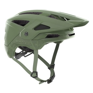 Scott cyklistická helma STEGO PLUS land green