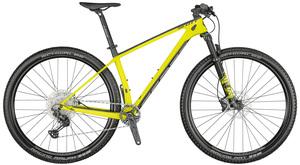 Scott horské kolo SCALE 930 yellow