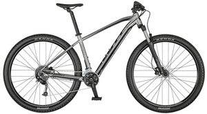 Scott horské kolo ASPECT 950 slate grey