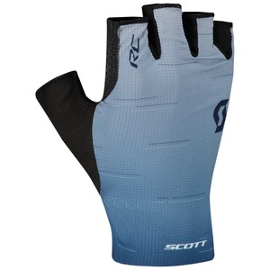 Scott cyklistické rukavice RC PRO SF glace blue/midnight blue