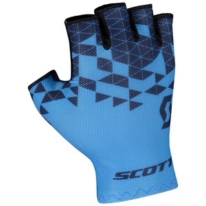 Scott cyklistické rukavice RC TEAM SF atlantic blue/midnight blue