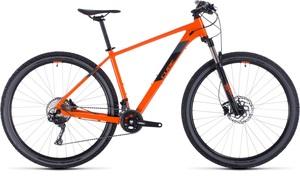 Cube horské kolo ATTENTION SL orange black