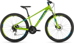 Cube juniorské kolo ACID 260 DISC green blue