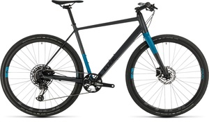 Cube fitness kolo  SL ROAD PRO iridium blue