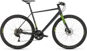 Cube fitness kolo SL ROAD RACE iridium green