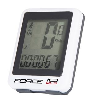 Force tachometr WLS 10 funkcí bezdrát